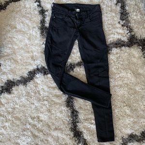 H&M low-waisted jeans